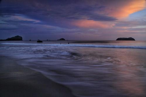 Espadilla Beach Sunset