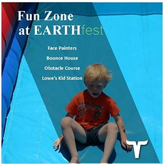 Bring your kids to EARTHfest in 2 days! #EARTHfest #ValleyRanch #Irving #EarthDay #Texas