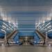 Blue Symmetrie - Explored - by Achim Thomae
