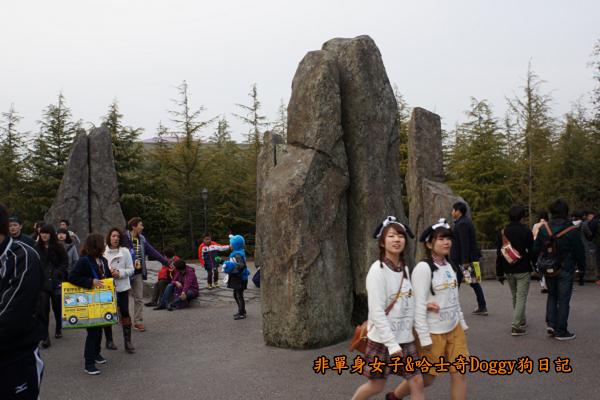 日本大阪環球影城哈利波特進擊的巨人15