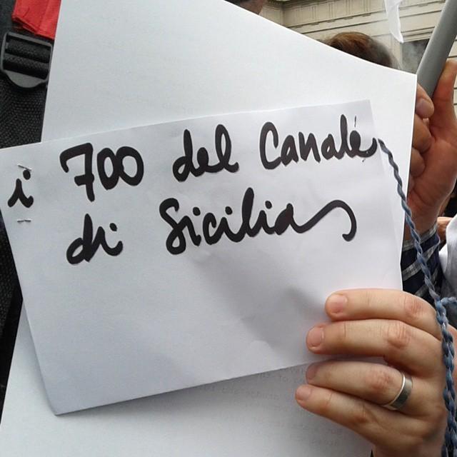 #25aprile #sentinellidimilano