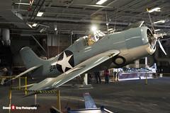 12290 - US Navy - Grumman F4F-3 Wildcat - USS Midway Museum San Diego, California - 141223 - Steven Gray - IMG_6460