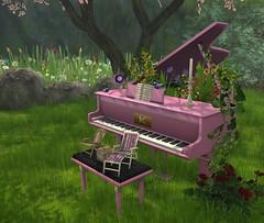 Petite Piano Picnic - Piano