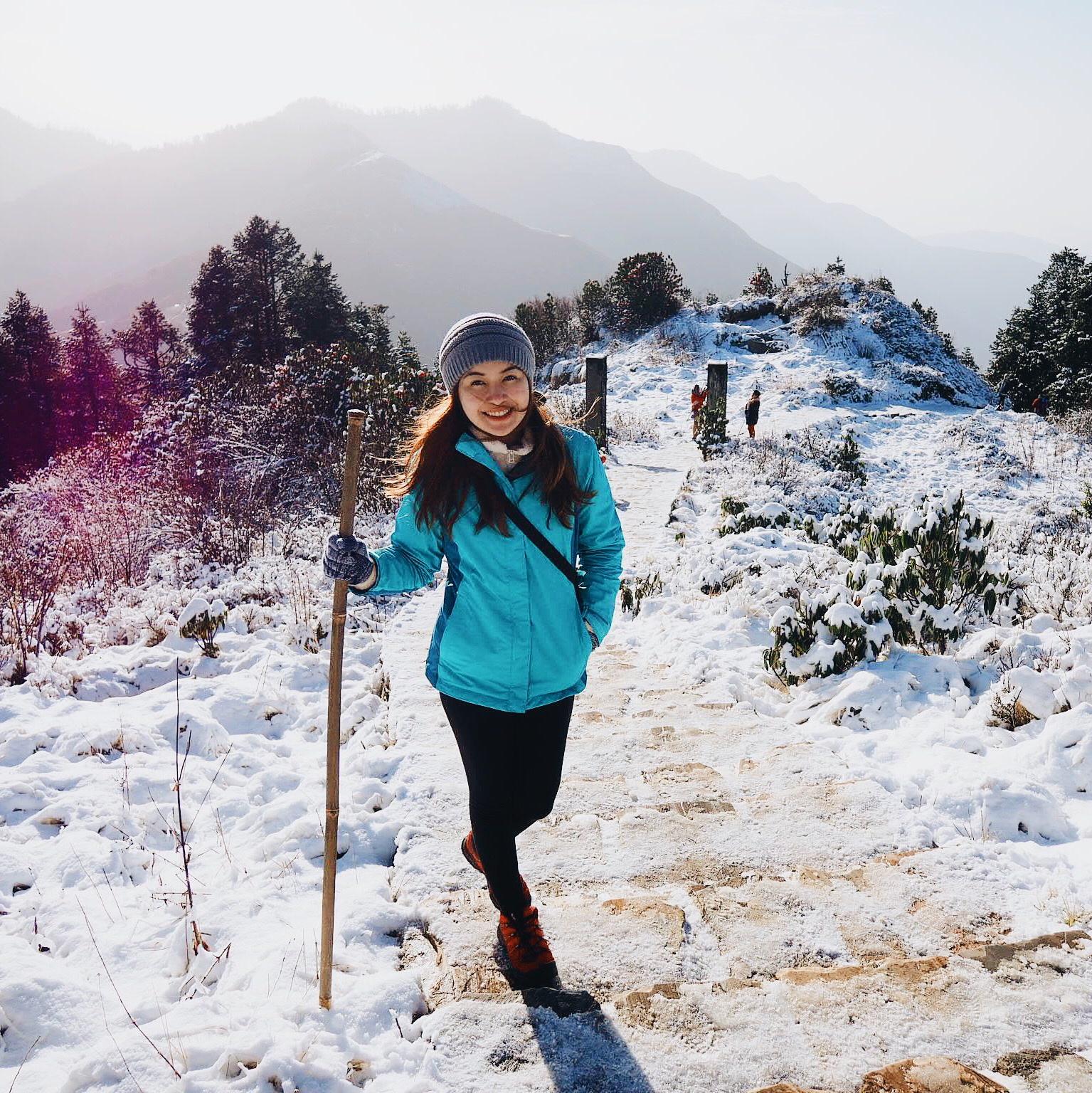 hiking-nepal