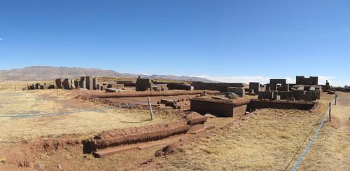 Pumapunku: voici à quoi ressemble la pyramide maintenant après le pillage des Espagnols et l'érosion