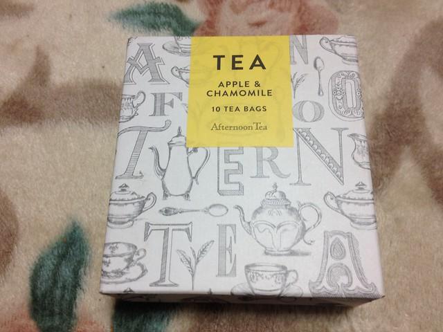 Afternoon Teaのアップルカモミールティ