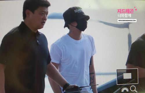 BIGBANG Departure Seoul Incheon to Foshan 2016-06-10 (37)