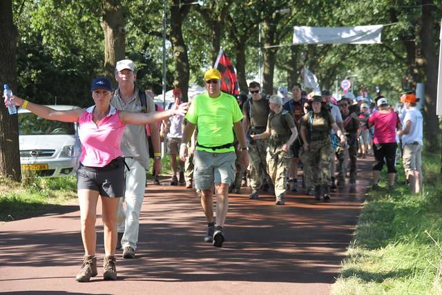 2016-07-20 100ste Nijmeegse vierdaagse (4)