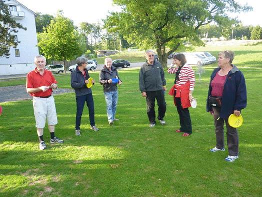 Disc - Golf 2011