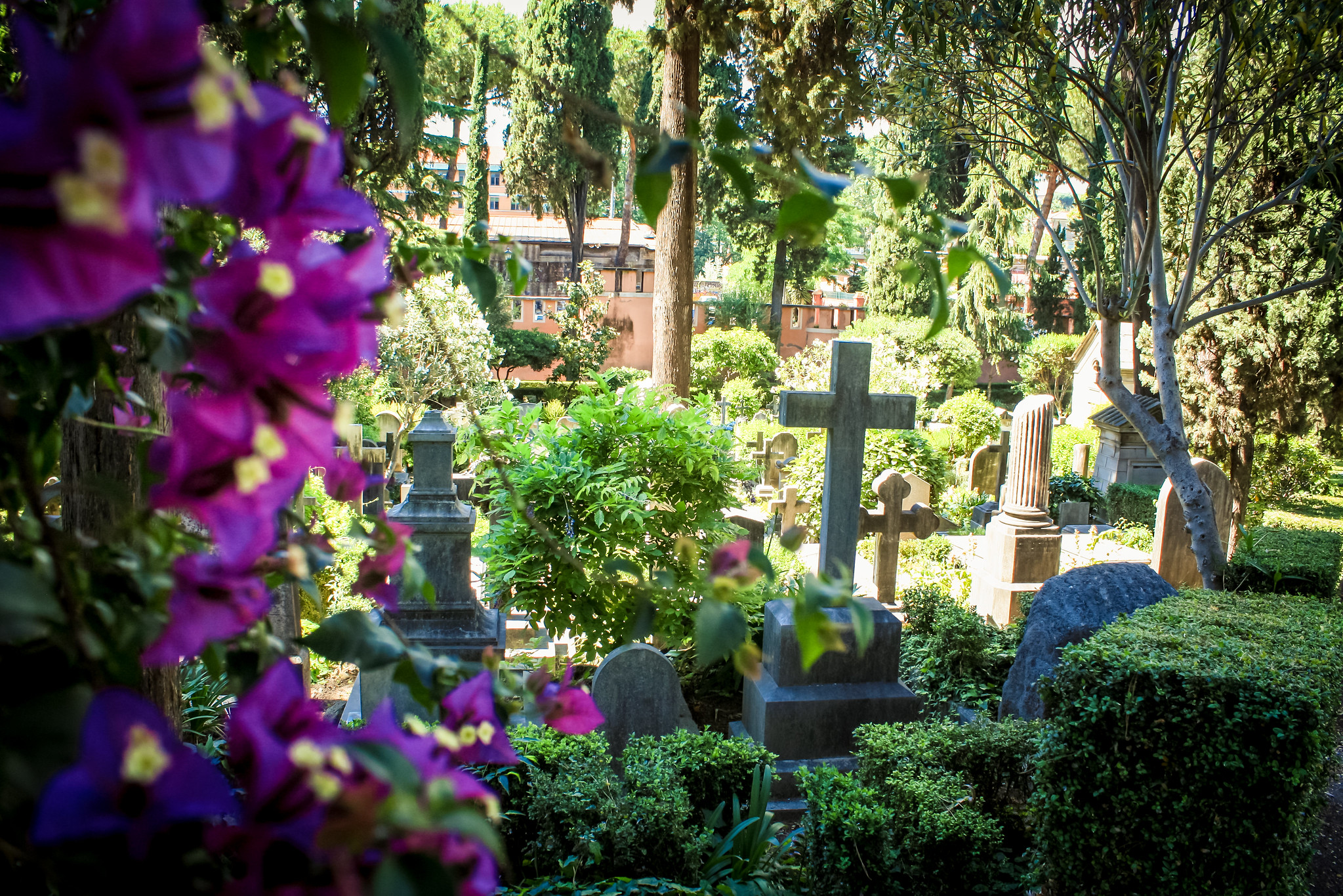 Cimitero Acattolico