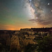 Grand Canyon Nightscape by Wilderness Photographer