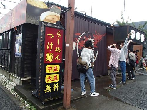 日本的拉麺 煮干味道 - naniyuutorimannen - 您说什么!