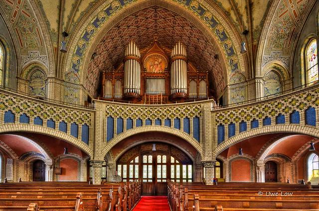Sauer-Orgel von 1905