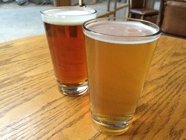 Draft beers - Mountain Room Lounge