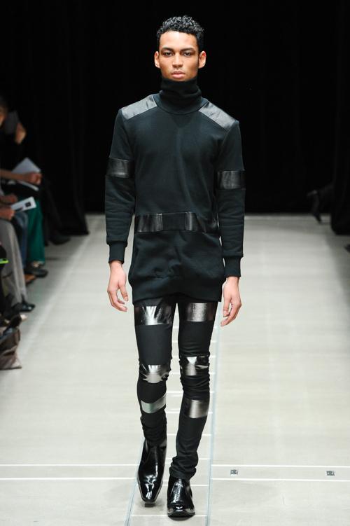 FW15 Tokyo Noir Fr003_Joseph @ Image Models(Fashion Press)