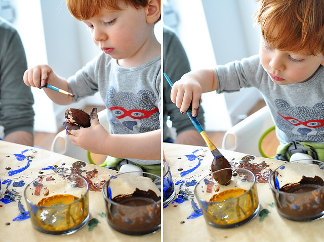 Painting Eggs 5
