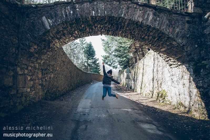 Old Bridge of Tilt, Scotland