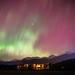 Aurora Borealis by couloir