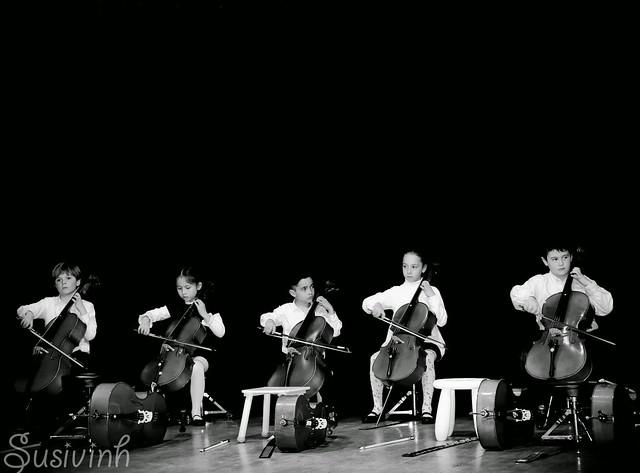Suzuki Cello Group Class Ideas