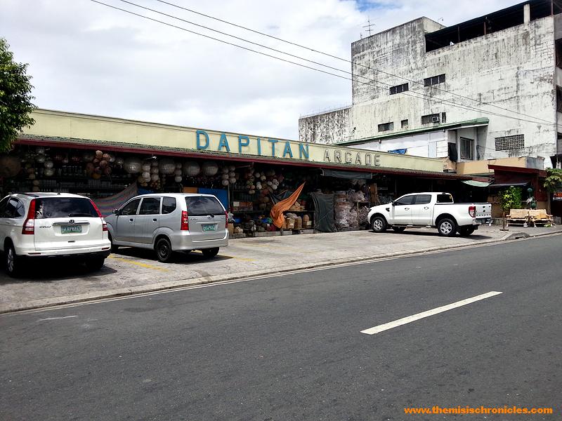 Dapitan Arcade is a homemaker's paradise