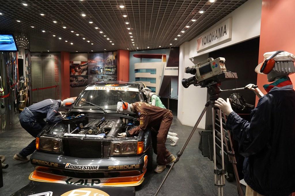Grand prix macau - cars display-001