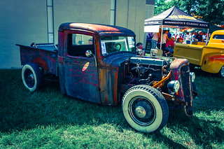 Back To The 50's Car Show 2014-33