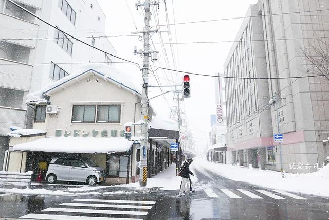 20150214米澤雪燈籠-04米澤市區-1320943