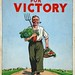 Food Production Dig for Victory Artist Peter Fraser by The National Archives UK