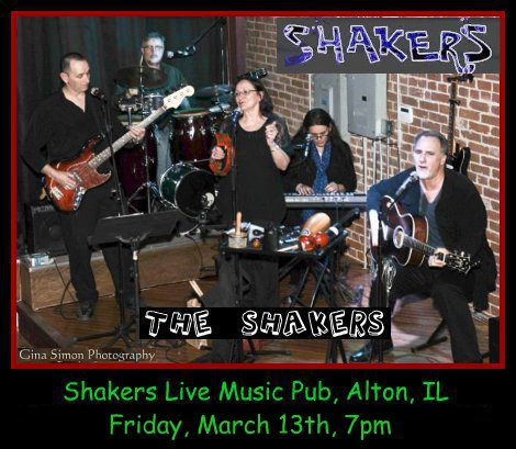 The Shakers 3-13-15
