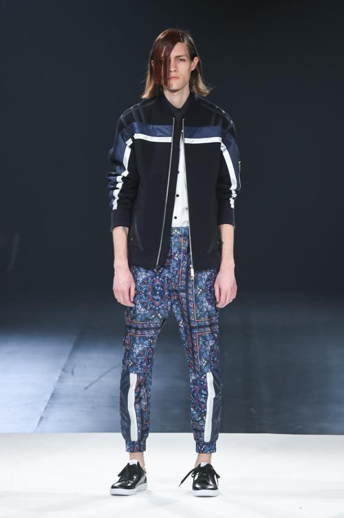 FW15 Tokyo yoshio kubo009_Marcel Castenmiller(Fashion Press)