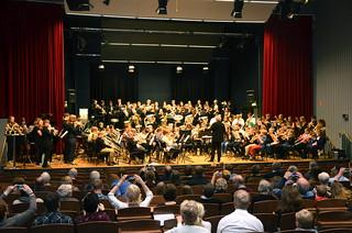 130 unga musikanter i Lilla Brassfestivalen 2015