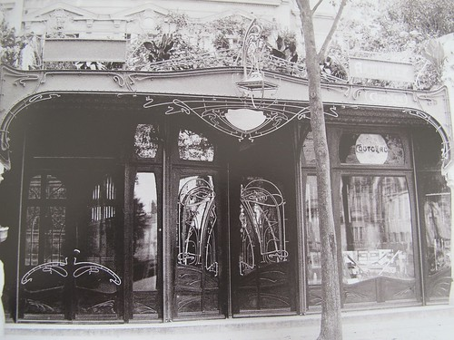 Flickr the hector guimard 1867 1942 pool for Armurerie salon