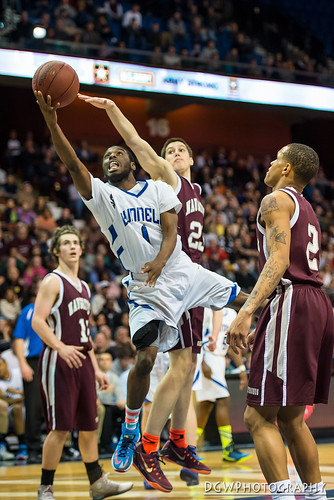 Bunnell vs. Naugatuck High - CIAC Class L State Finals
