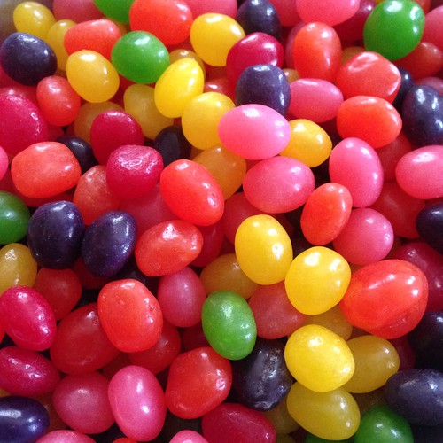 yellow easter holidays yum candy favorites jellybeans ayearofholidays