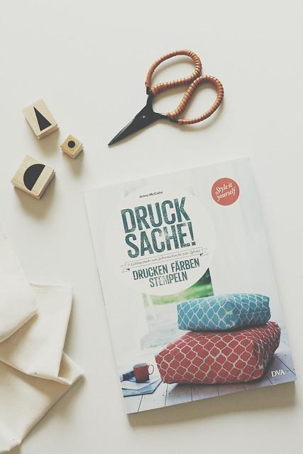 """BookLOVE: """"DRUCKSACHE!"""" von Jenny McCabe"""