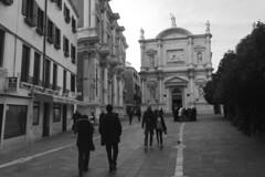 Venice - Scuola de San Giovanni Evangelista