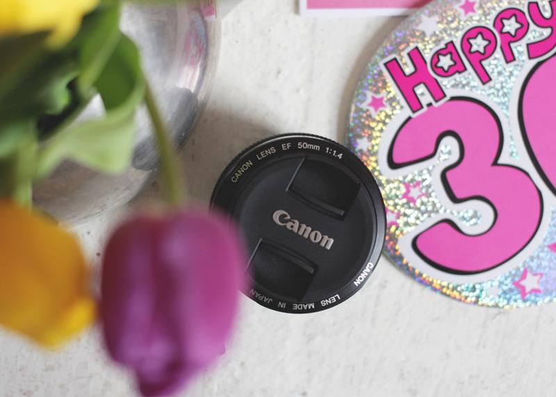 Canon 50mm lenses, Bumpkin Betty