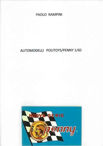 AUTOMODELLI-POLITOYS-PENNY-160-COPERTINA