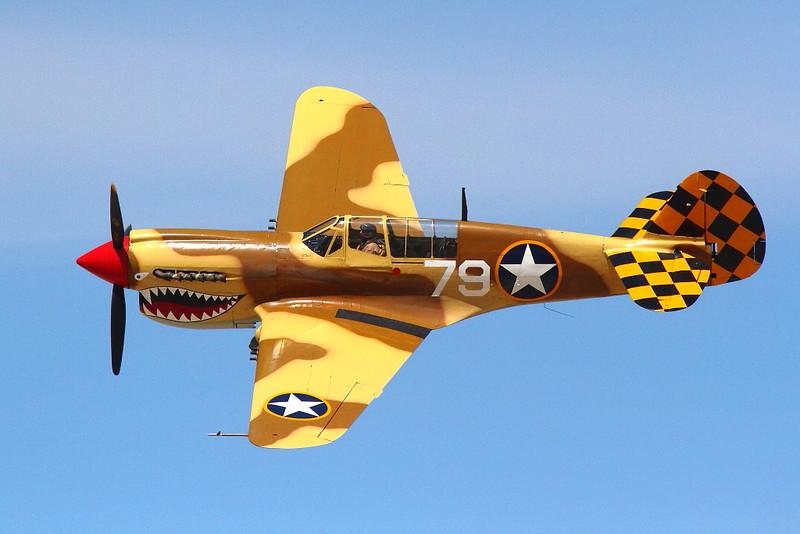 IMG_7061 P-40 Warhawk