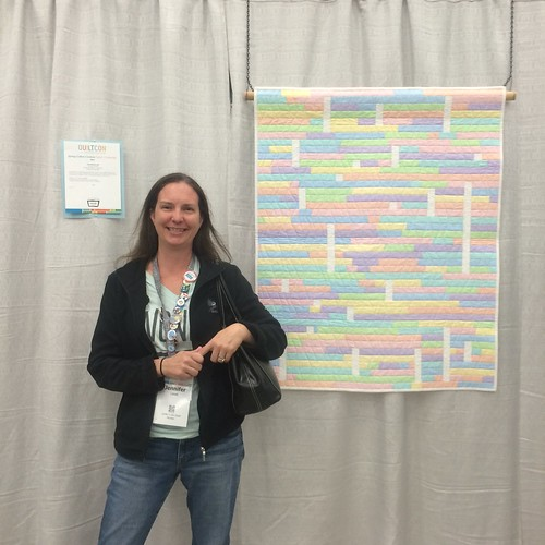 Sunset Boulevard at QuiltCon 2015