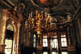 A touch of Venetian glory