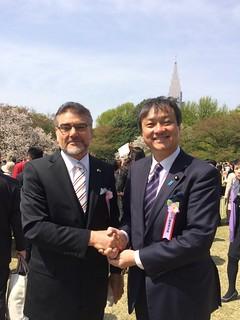 Hon. Mr. Iwao Horii