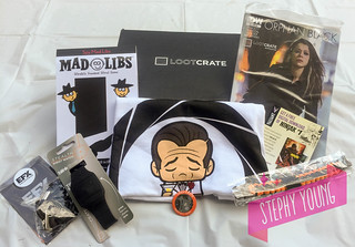 Full LootCrate March 15