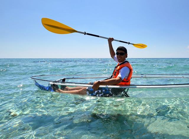 Diario de un Mentiroso en kayak por Menorca