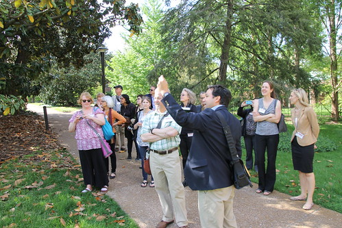 Arboretum Tour at Vanderbilt University (Nashville, Tennessee) - April 21, 2015
