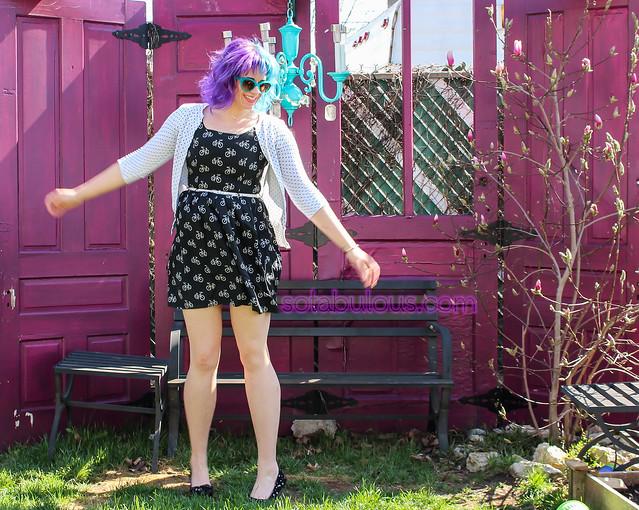 My Awkward and Official Foray Into Fashion Blogging. via sotabulous.com