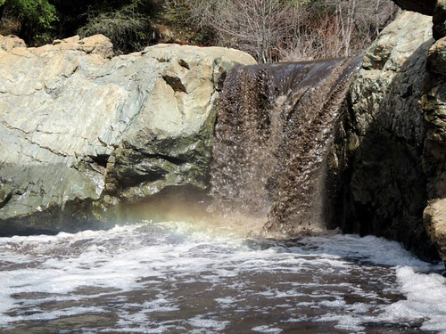 Restoring health to our landscapes and watersheds can positively impact water quality downstream. (Photo by Dusty Vaughn, U.S. Forest Service).