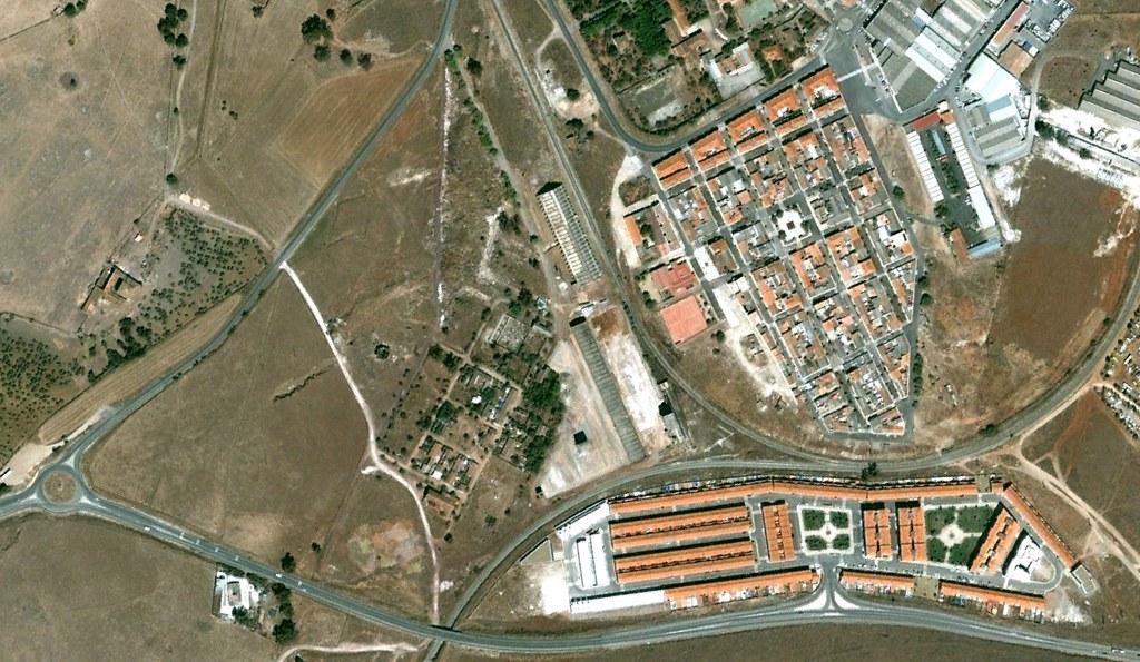 aldea de moret, cáceres, jaleo tenemos en cáceres, antes, urbanismo, planeamiento, urbano, desastre, urbanístico, construcción