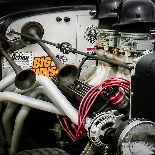 Rat Rod engine
