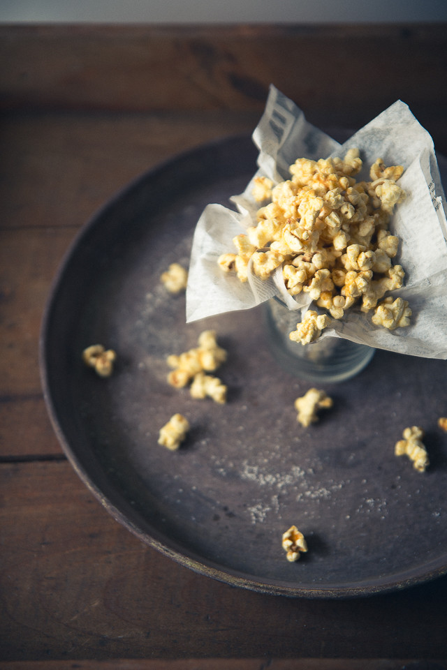 Crazy Addictive Gheesy Popcorn | Cashew Kitchen
